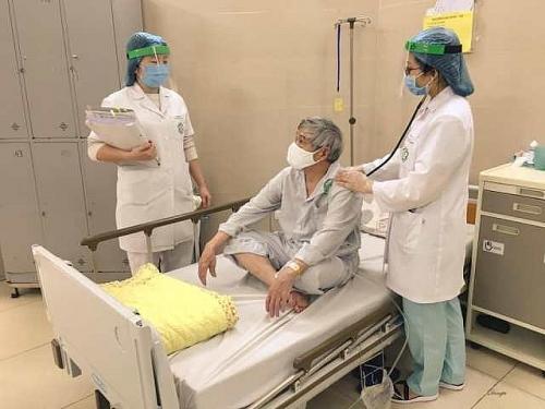 Quy trình tiếp nhận, điều trị bệnh nhân cấp cứu ở Bệnh viện Bạch Mai