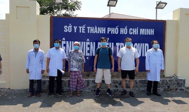 Thêm 10 bệnh nhân mắc Covid-19 khỏi bệnh, Việt Nam chữa khỏi 85 ca