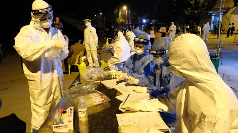 Bệnh viện Thận Hà Nội bị cách ly toàn bộ vì ca mắc Covid-19 thứ 254