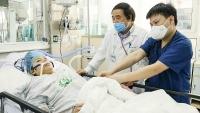 Kỳ tích y khoa: Cứu sống sản phụ sốc mất máu, hai lần ngừng tim trong