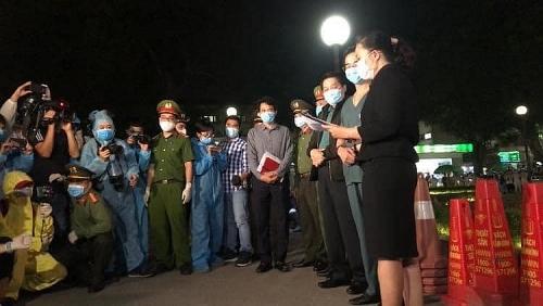 Dỡ bỏ cách ly, Bệnh viện Bạch Mai sẽ trở lại khám chữa bệnh vào đầu tháng 5