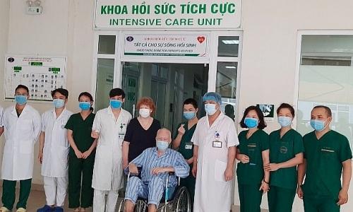 Thêm 22 bệnh nhân mắc Covid-19 được công bố khỏi bệnh