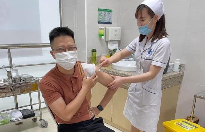 Triển khai đợt 3 tiêm vắc xin phòng Covid-19: Tiếp tục đảm bảo an toàn trong tiêm chủng
