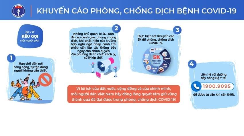 Bộ Y tế thông báo khẩn tìm người trên chuyến bay VJ3613 từ Nhật Bản về Đà Nẵng