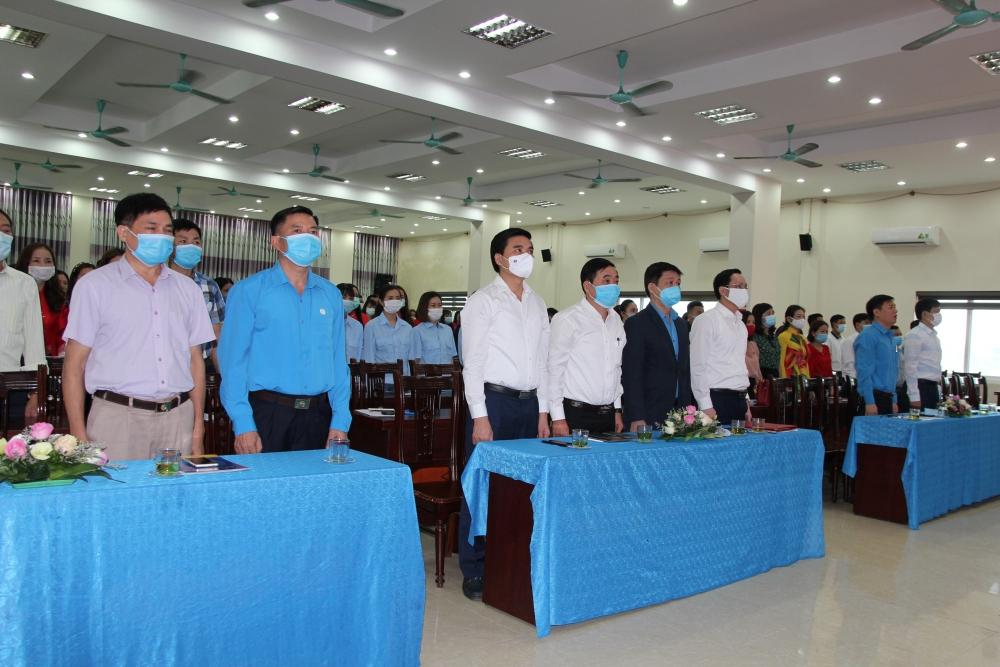 Tăng cường công tác phòng, chống dịch Covid-19 cho người lao động