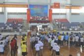 400 vận động viên tham dự hội thao CNVCLĐ