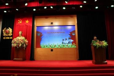 250 Cán bộ chiến sĩ đoàn viên tham dự