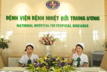 Bệnh viện Bệnh Nhiệt đới Trung ương: Ra mắt tổng đài tư vấn sức khoẻ và phòng chống dịch