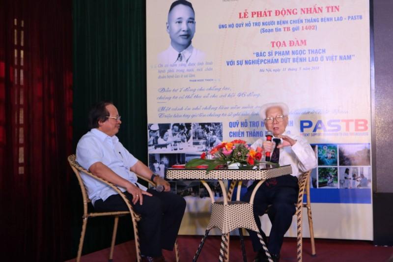 Bác sĩ Phạm Ngọc Thạch với sự nghiệp chấm dứt bệnh lao ở Việt Nam