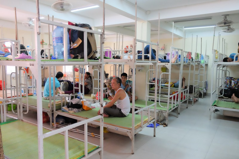 Bệnh viện Việt Đức: Dành 11 tỷ đồng xây khu tiện ích cho bệnh nhân