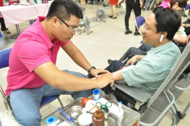 Nhiều bệnh nhân trên cả nước đang mòn mỏi chờ máu nhóm O