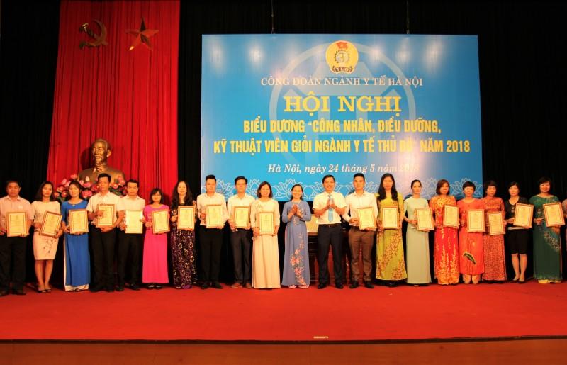 Ngành Y tế Hà Nội sẽ tổ chức Hội thi điều dưỡng, hộ sinh, kỹ thuật viên giỏi năm 2019