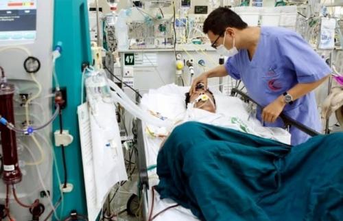 Nhiều người nhập viện vì xuất huyết tiêu hóa sau dịp nghỉ lễ