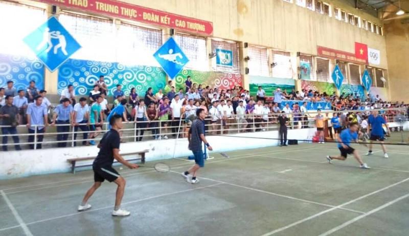 ung hoa 199 van dong vien tham du hoi thao cnvcld nam 2019