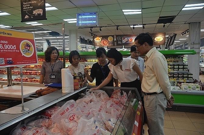 Hà Nội: Triển khai đồng bộ nhiều biện pháp nhằm đảm bảo an toàn thực phẩm