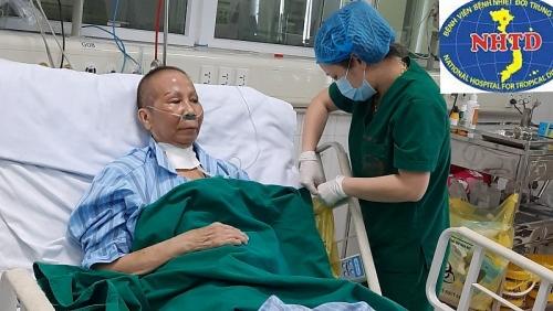 Bệnh nhân số 19 được cứu sống ngoạn mục sau ba lần ngừng tim