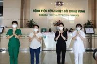Cụ bà 60 tuổi khỏi bệnh Covid-19, Việt Nam có 266 ca khỏi