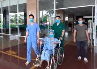 Bệnh nhân mắc Covid-19 từng 3 lần ngưng tim được công bố khỏi bệnh