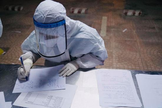 Hà Nội: Thêm 2 ca mắc Covid-19 liên quan đến chuyên gia Trung Quốc và Bệnh viện K