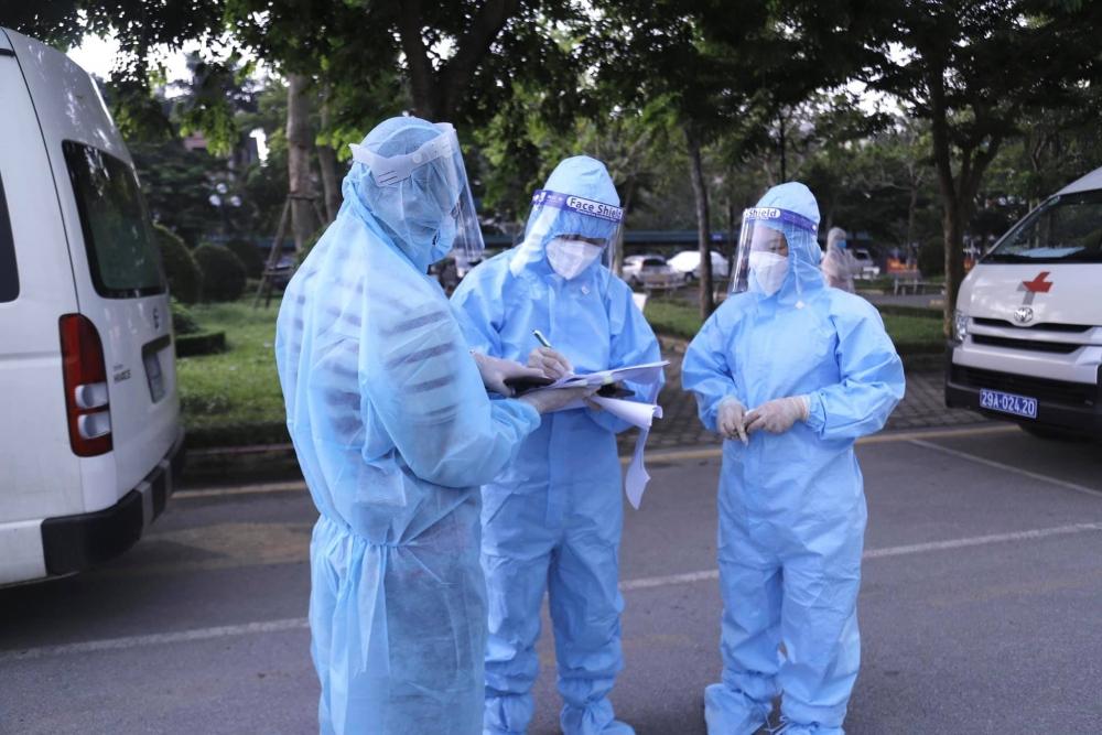 Hà Nội khẩn cấp tìm người đi chuyến xe bus 37 liên quan đến ca F0 người Bắc Giang
