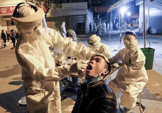 Khẩn: Hà Nội yêu cầu rà soát, xét nghiệm tất cả người từ Đà Nẵng về