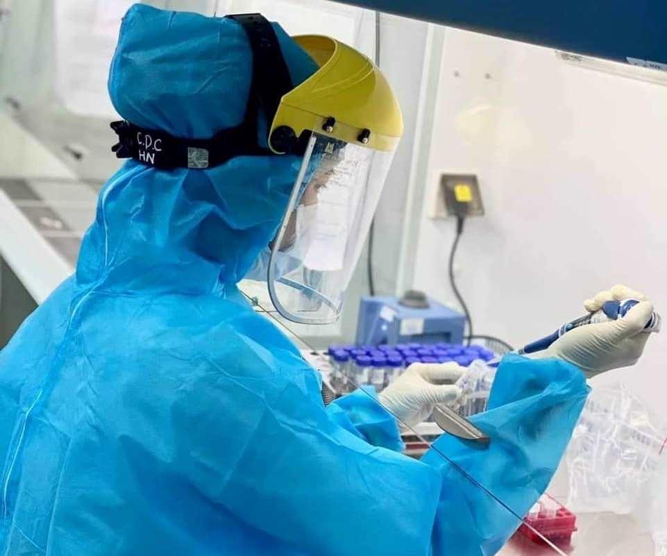 Hà Nội tìm người liên quan đến ca nhiễm Covid-19 tại Đông Anh