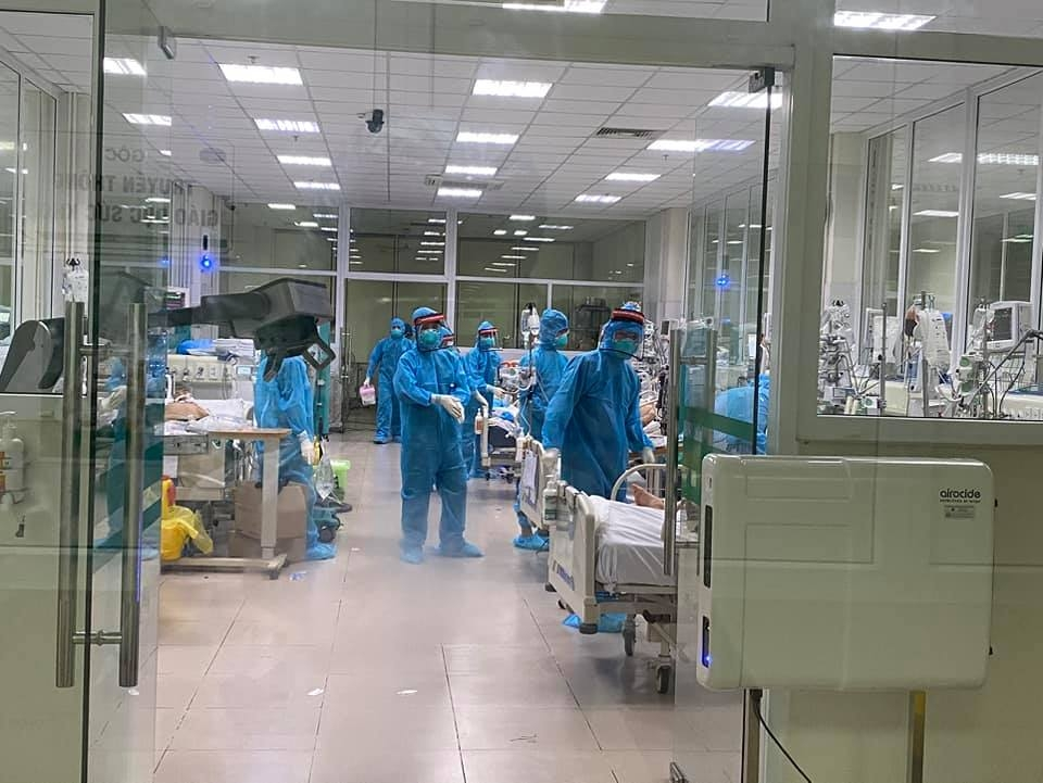 Ca tử vong thứ 58 có liên quan tới Covid-19 là bệnh nhân nữ ở Ứng Hoà