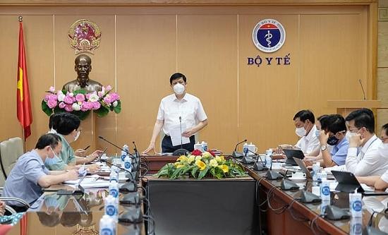 Bộ Y tế dồn tổng lực chi viện cho Bắc Giang chống dịch