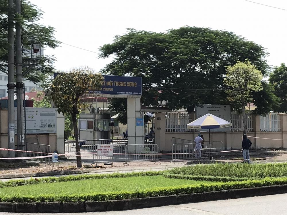 Bệnh viện Bệnh Nhiệt đới Trung ương cơ sở Kim Chung kết thúc cách ly y tế