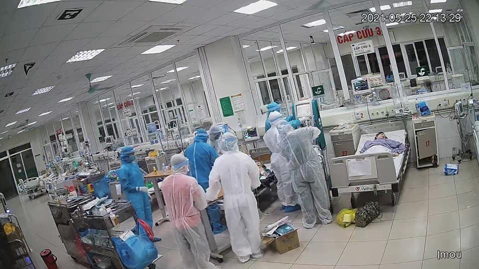 Ca tử vong thứ 49 liên quan tới Covid-19 tại Việt Nam có bệnh nền nặng