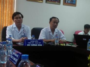 Bệnh viện Thể thao Việt Nam: Bác sĩ bị hành hung bắt quỳ gối xin lỗi