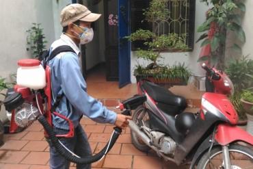 Quận Thanh Xuân chủ động ngăn chặn dịch sốt xuất huyết