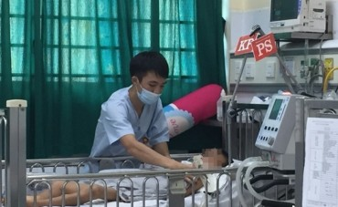 21 trẻ nhập viện trong tháng 6 vì viêm não Nhật Bản