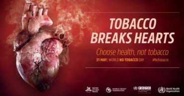 40.000 ca tử vong mỗi năm do các căn bệnh liên quan đến sử dụng thuốc lá