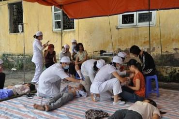 Tiếp tục triển khai công tác phòng chống thiên tai và tìm kiếm cứu nạn