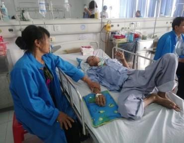 Bệnh viện Đa khoa Đức Giang: Cứu sống bệnh nhân viêm phổi nặng