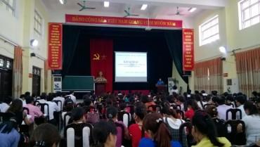 200 học viên được tập huấn nghiệp vụ công tác công đoàn 2018