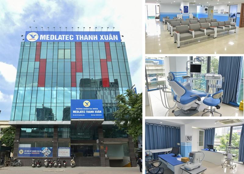 Phòng khám Medlatec Thanh Xuân: Ứng dụng công nghệ 4.0 vào khám chữa bệnh