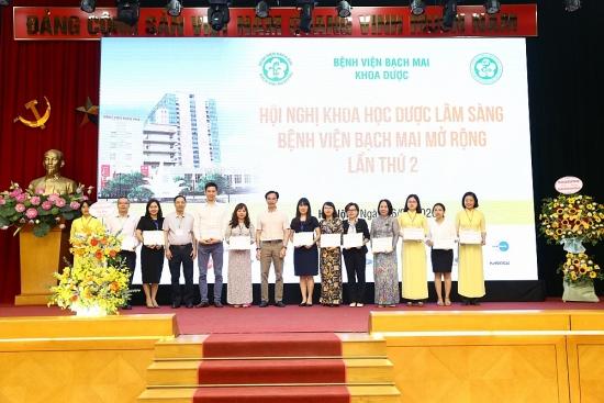 Hội nghị Khoa học Dược lâm sàng Bệnh viện Bạch Mai mở rộng lần thứ 2