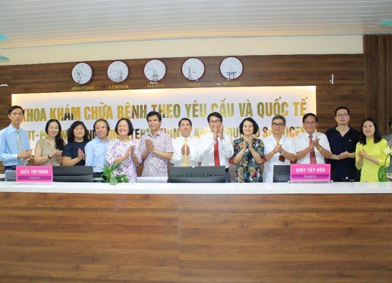 Hướng tới dịch vụ khám chữa bệnh toàn diện và chất lượng cho người dân