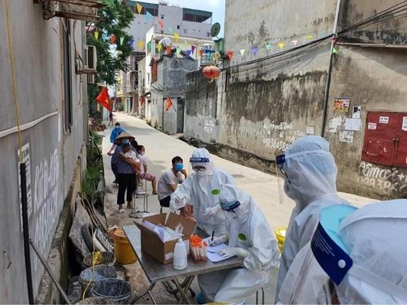 Thêm 103 ca mắc Covid-19, trong đó thành phố Hồ Chí Minh ghi nhận 44 ca