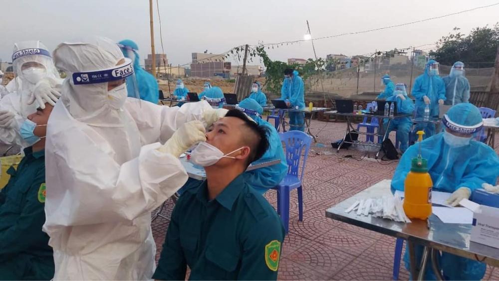 Trưa 5/6: Thêm 91 ca mắc Covid-19 trong nước, Tiền Giang ghi nhận ca bệnh đầu tiên đợt dịch này