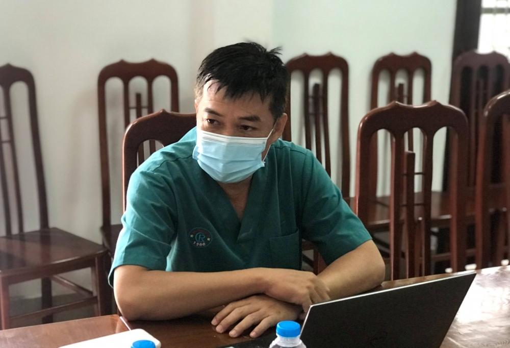 Ca thở máy đầu tiên ở Bệnh viện Phổi Bắc Giang được cứu sống ngoạn mục