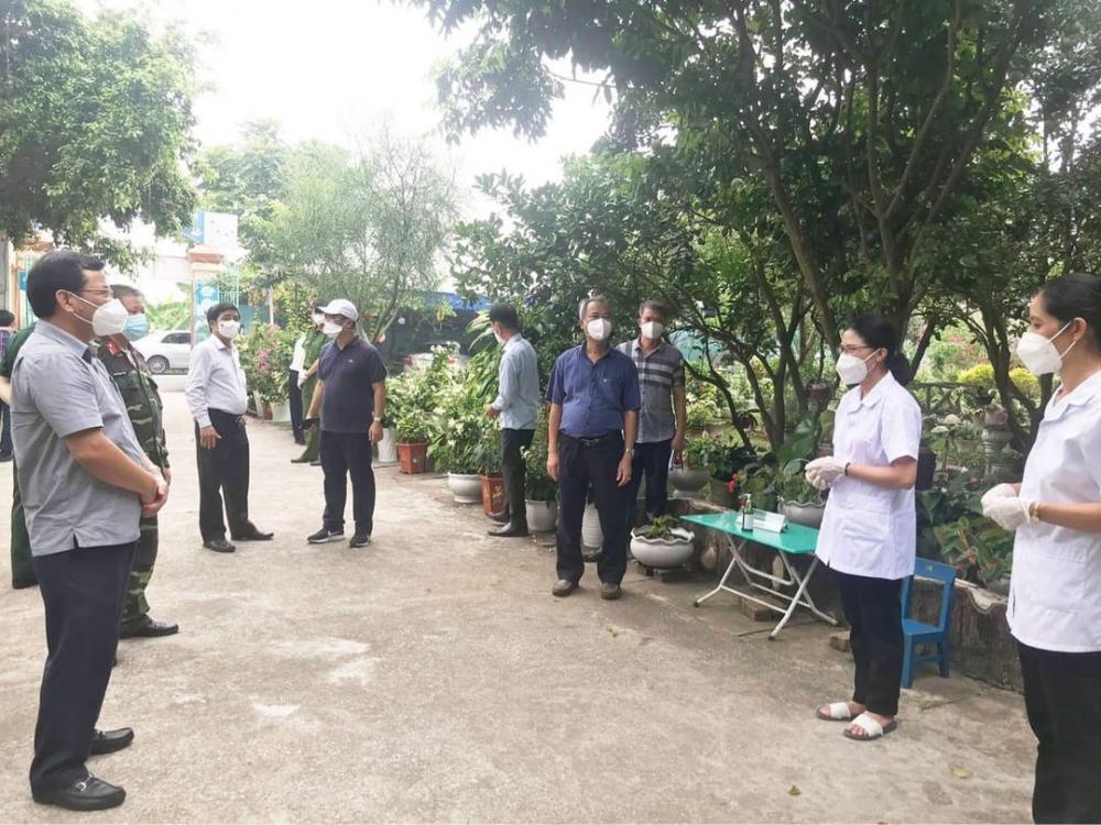 Bắc Giang điều chỉnh cách ly y tế cho trẻ em dưới 15 tuổi