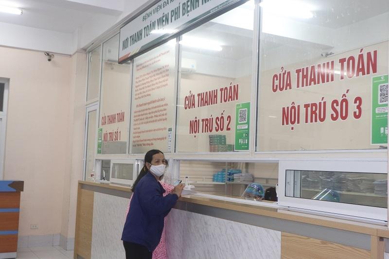 Thêm 1 nhân viên dương tính, Bệnh viện Đa khoa Đức Giang tạm dừng tiếp nhận bệnh nhân