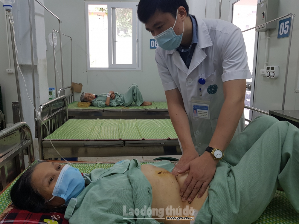 Kích hoạt báo động đỏ nội viện cứu sống bệnh nhân bị hoại tử ruột
