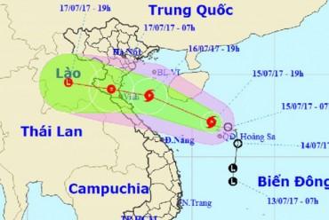 Ứng phó với cơn bão số 2: Ðảm bảo công tác y tế 24/24 giờ