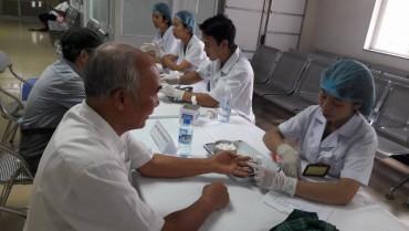 Tốc độ già hóa dân số của Việt Nam nhanh nhất thế giới