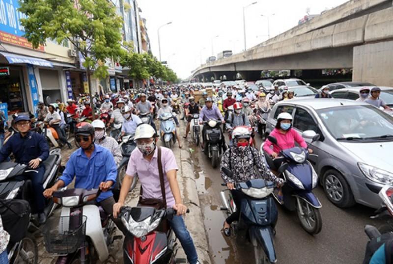 15 triệu người Việt phải tiếp xúc với tiếng ồn vượt mức cho phép