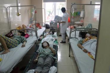 Trường hợp thứ 6 tử vong do sốt xuất huyết tại Hà Nội
